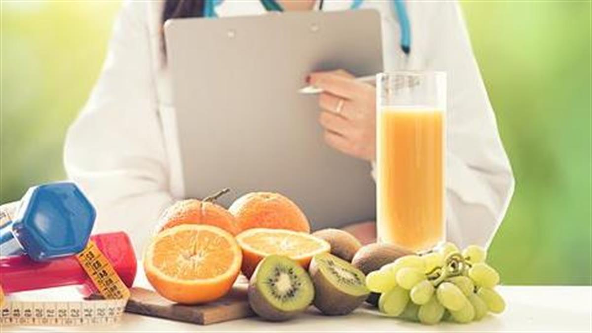 Πώς θα βρεις τον κατάλληλο διαιτολόγο για εσένα;